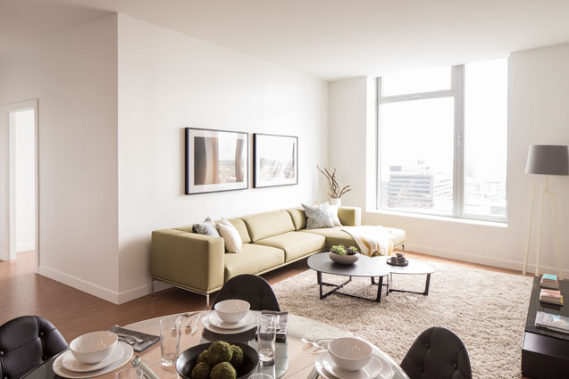 radian boston residence living room